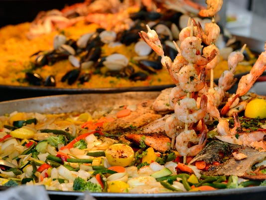Pensacola Seafood Festival Saturday 7