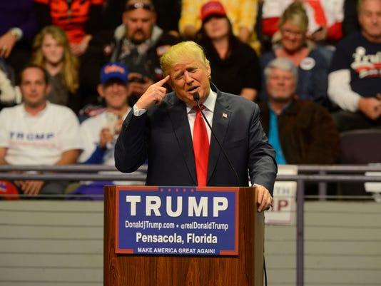 Donald Trump JAB 24