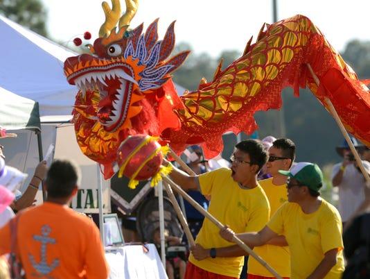 Dragon Boat Races 5