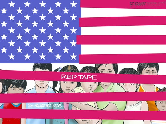 Immigration red tape