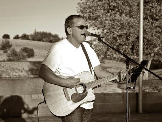 Monterey County Sheriff Steve Bernal has been performing and writing songs for years.