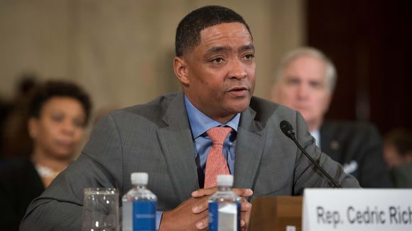 Rep. Cedric Richmond, D-Louisiana and the Chair of