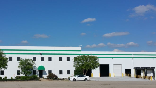 Louisville Plate Glass, a 105-year-old company, has been acquired and will move to a larger manufacturing space off Produce Drive, at 4301 Chefs Way.
