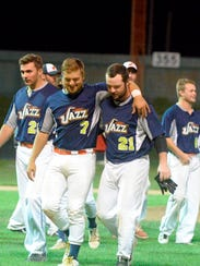 The Richmond Jazz fell 7-6 to the Grand Lake Mariners