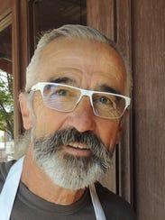 Matt Hudson, of Nyack's Hudson House, will contribute