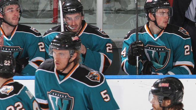 The Worcester Sharks will move to San Jose next season.