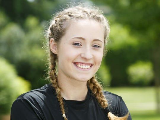 Silverton High School athlete Maggie Buckholz.