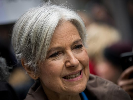 Green Party presidential candidate Jill Stein Discusses Recount Effort