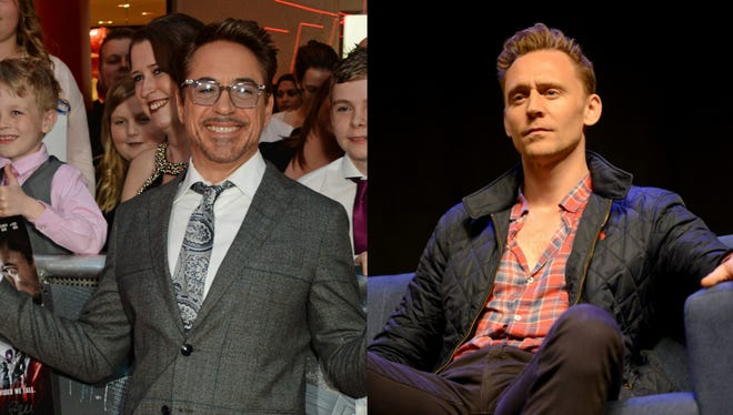 Iron Man and Loki ARE on different sides, after all.