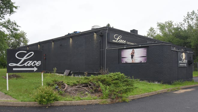 Stormy Daniels will perform at Lace Gentlemen's Club and Restaurant on Galesi Drive in Wayne on Aug. 9.