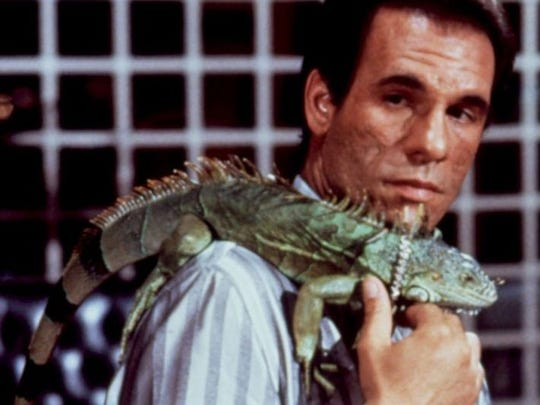 "Robert Davi played villain Franz Sanchez in 1989's ""Licence to Kill."""
