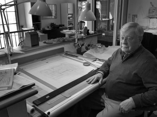 Bay Head architect John J. Lederer Jr. sees a long road ahead for rebuilding the Shore.