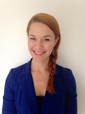 Alyssa Curtis, Community Health Improvement Coordinator, Live Well NW Florida.