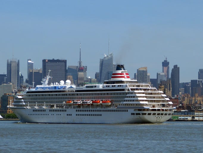 Countdown The 25 Most Beautiful Cruise Vessels