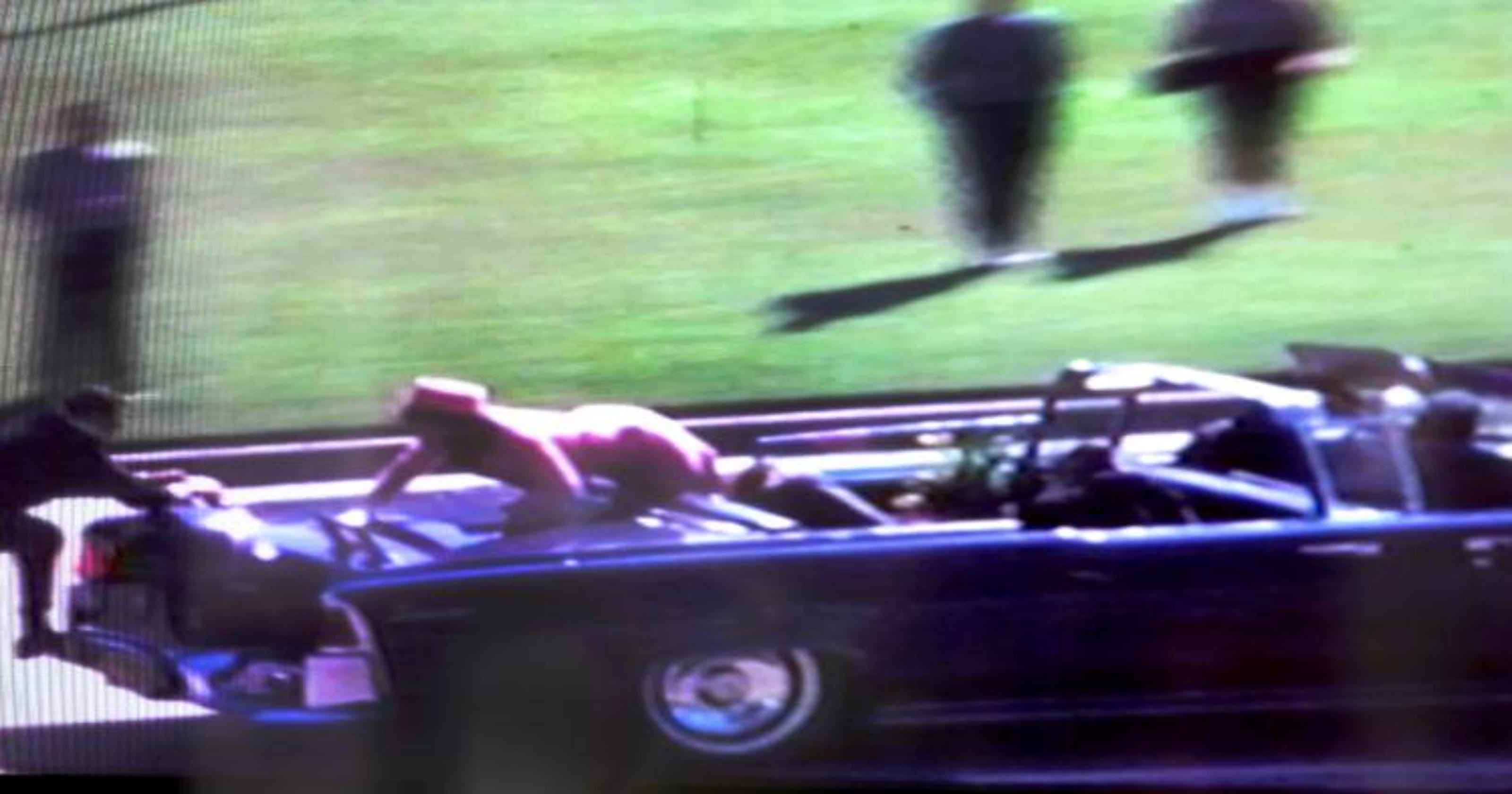 Kodak researchers helped analyze JFK assassination evidence