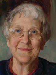 "Betty Miller was part of Rose Frantzen's ""Portrait"