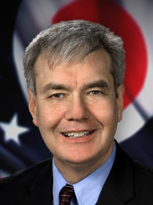 John Carey, chancellor of the Ohio Department of Higher Education