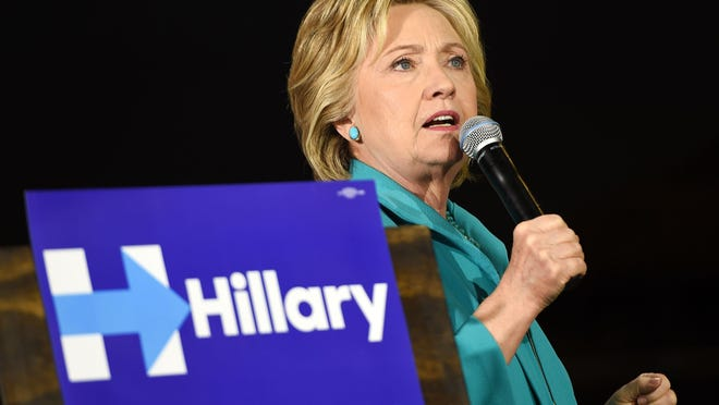 Hillary Clinton has demonstrated she isn't fit to serve as president.