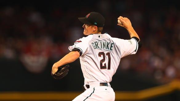 USP MLB: NL WILDCARD-COLORADO ROCKIES AT ARIZONA D S BBN ARI COL USA AZ