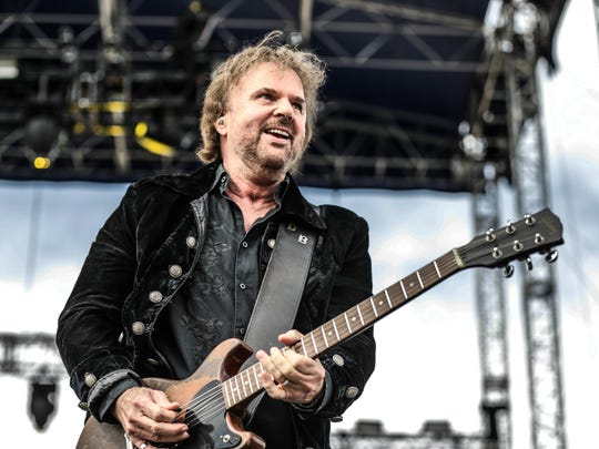 Don Barnes will perform with 38 Special on Aug. 12 at the Indiana State Fair.