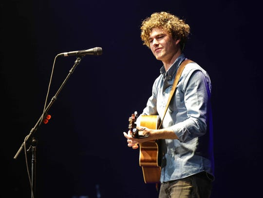 Vance Joy will perform Dec. 15 at Old National Centre.