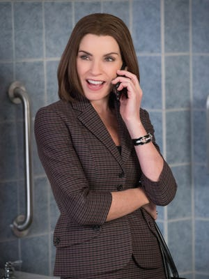 CBS's 'The Good Wife' will finish its celebrated run on May 8.
