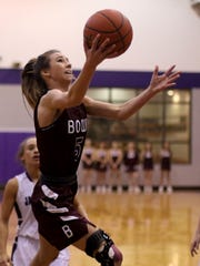 Bowie's Kamryn Cantwell will likely have to take on a larger scoring role as a senior.