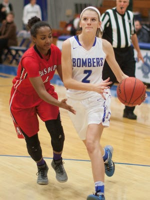 The Sayreville girls basketball team defeated GMC White Division rival Bishop Ahr 51-32 on Thursday.