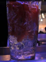 In an Enquirer video, see the Bloody Mary come together at Nibi.