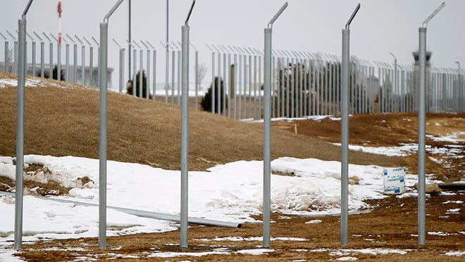 The site of Fox Valley Technical College'??s latest venture:  the nation'??s first cold-weather body farm, part of the college's $34.8 million Public Safety Training Center at  Outagamie County Airport in Greenville, Wis.