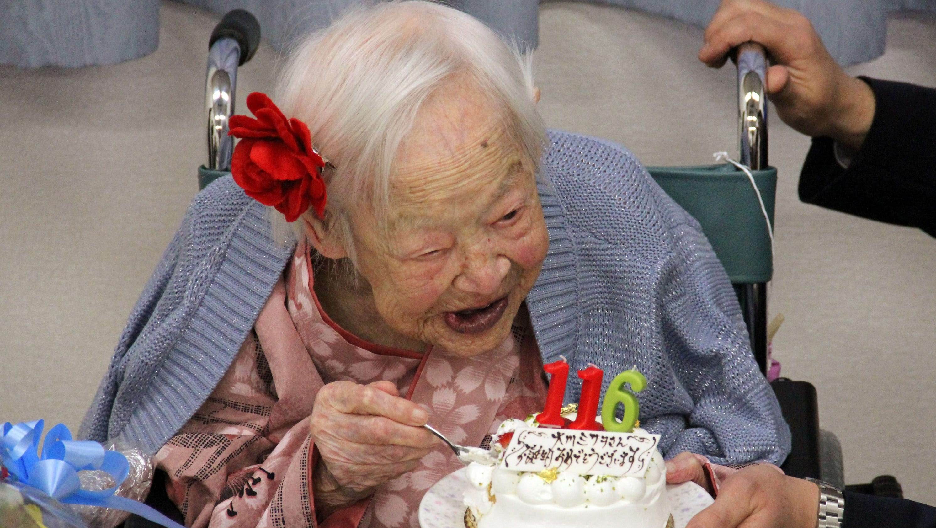 Yes 5 People Born In The 1800s Are Still With Us