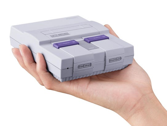 The Super Nintendo Entertainment System: Super NES