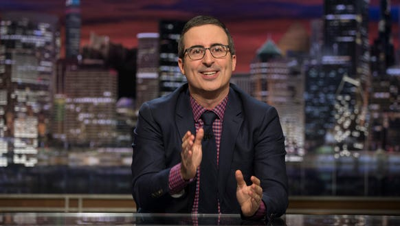 John Oliver tackled the American Health Care Act on