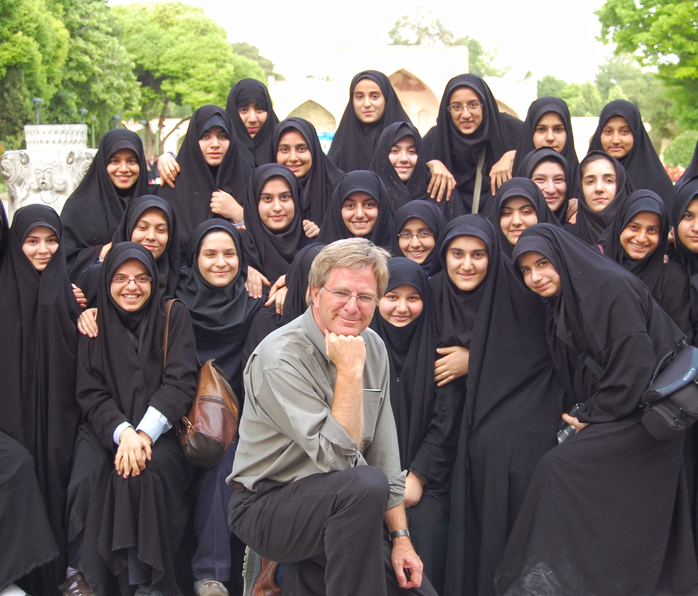 Relations with Iran have been strained for decades, which is why Rick Steves says it's important to visit.