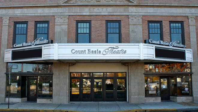The Count Basie Theatre.