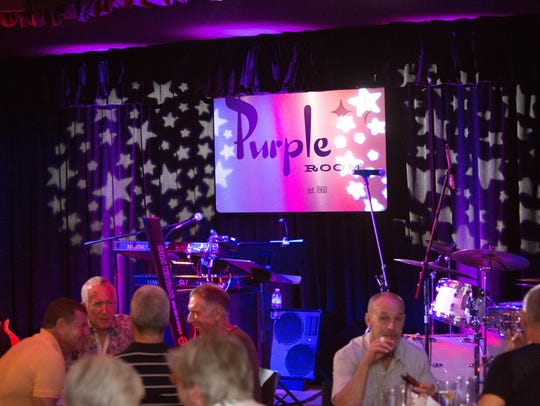 The Purple Room in Palm Springs will host an Oscar