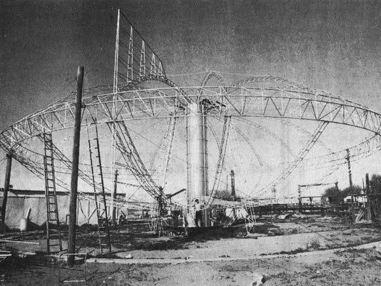 mesa history