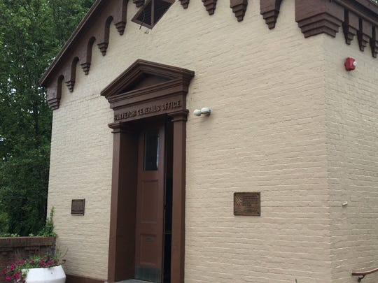 The Surveyor Generals Office is a museum that houses much of Perth Amboy's Colonial history.