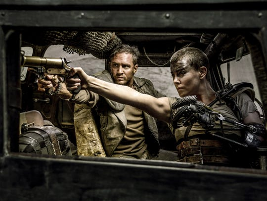 With strong critical acclaim, 'Mad Max: Fury Road,'