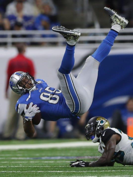 Jacksonville Jaguars vs. Detroit Lions
