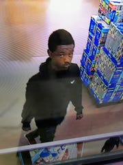 This is one of two individuals suspected of stealing