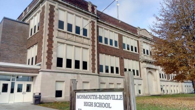 Monmouth High School.