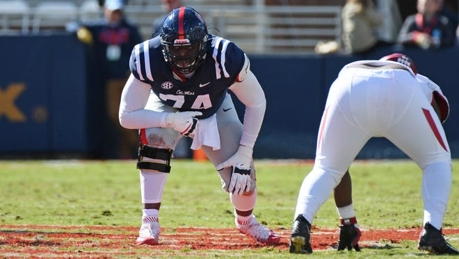 Ole Miss offensive lineman Greg Little will be draft eligible after the upcoming season.
