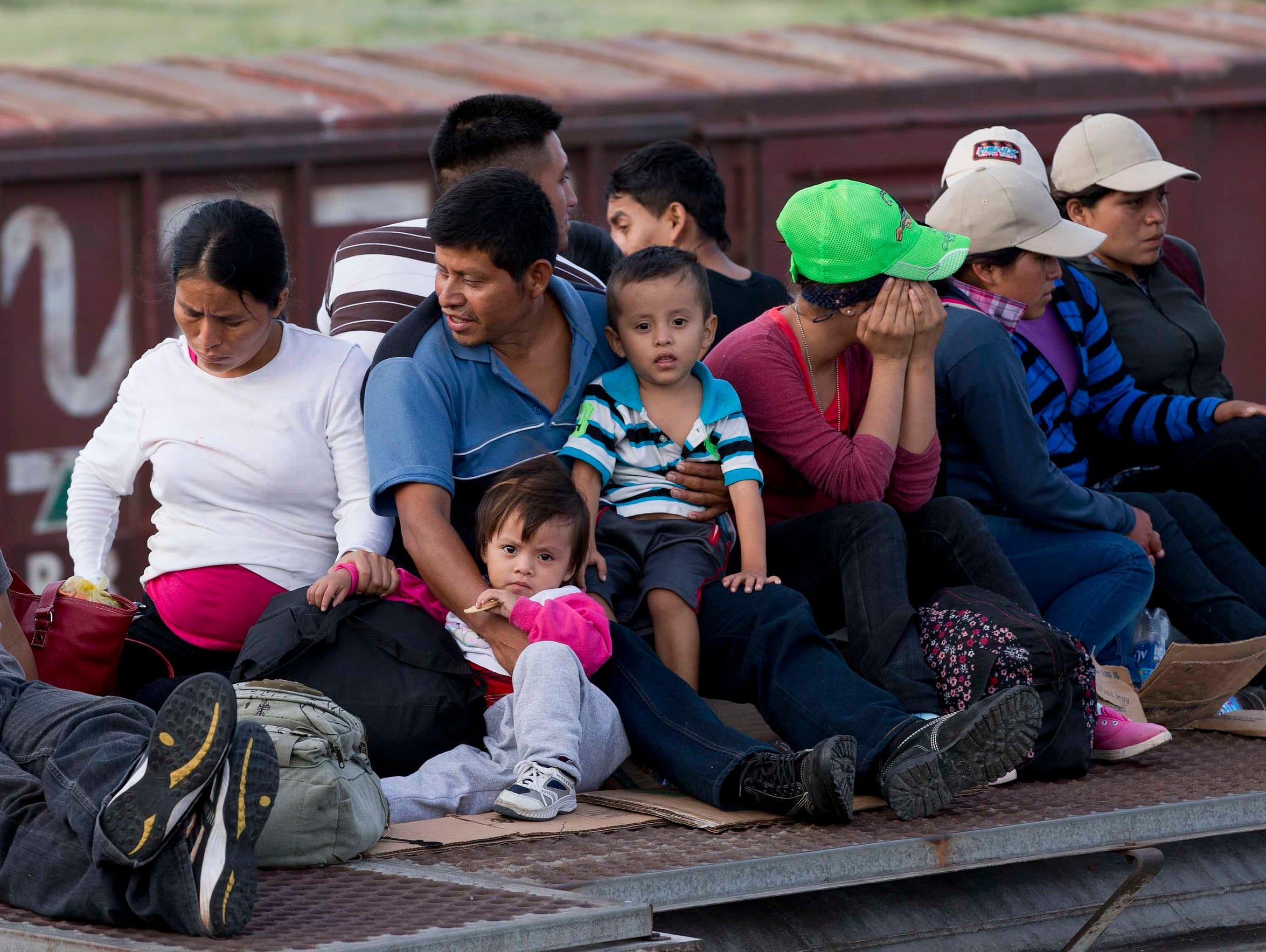 En total más de 23 mil menores centroamericanos han