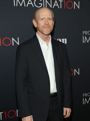Ron Howard at an event on Oct. 24.