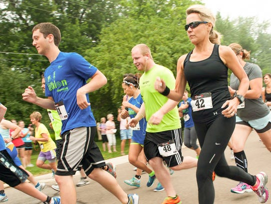 Pace yourself--5K Training Tips