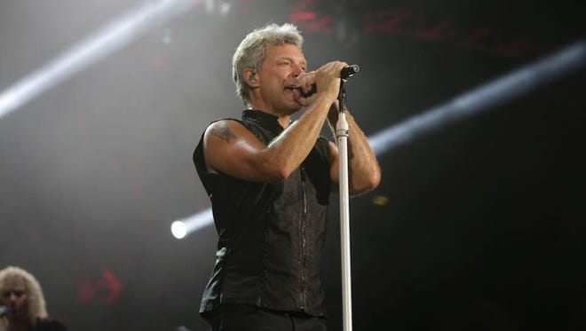 Famous rocker Jon Bon Jovi was raised in Sayreville. He and his band recently were nominated for induction into the Rock and Roll Hall of Fame.