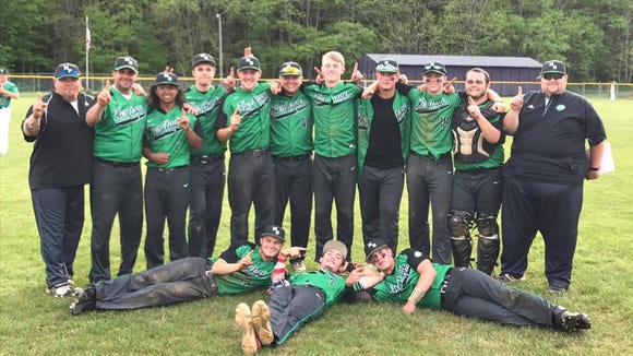 Mountain Heritage won the Western Highlands Conference baseball championship.