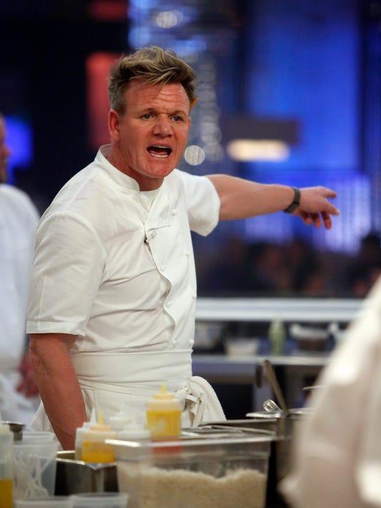 Hk Hell S Kitchen Gordon Ramsay