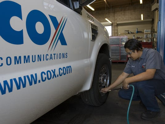Cox Communications art